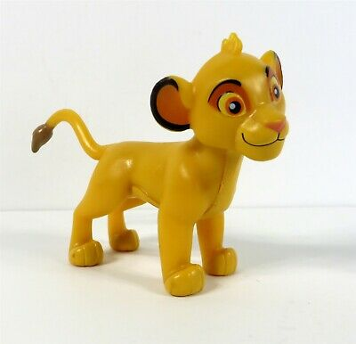 Disney The Lion King Collectible Mini Figures Young Simba NEW