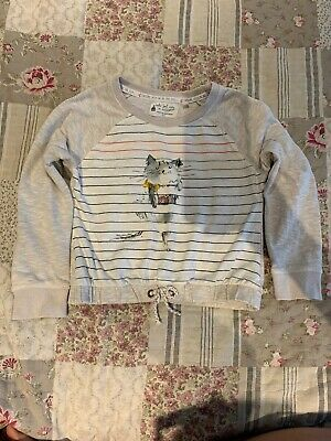 Girls Next Jumper Age 8 Years In Great Condition