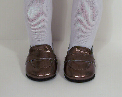 c5efd1bc05b4a BROWN PENNY LOAFER Shoes Boy made for 18