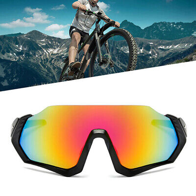 Men Women Cycling Glasses Road Bike Sunglasses UV Protection Bicycle Eyewear US