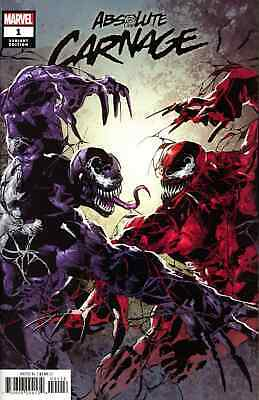 ABSOLUTE CARNAGE 1 (of 4) MIKE DEODATO PARTY VARIANT NM