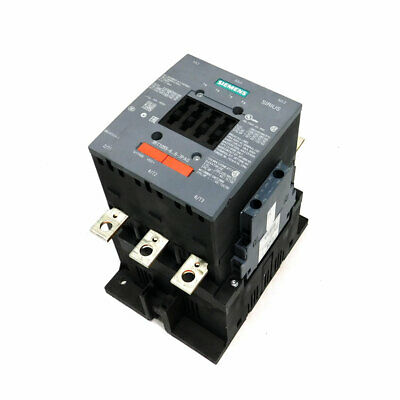 Siemens Sirius 3rt1055-6af36-3pa0 3-pole Power Contattore Ip20 150a/400v