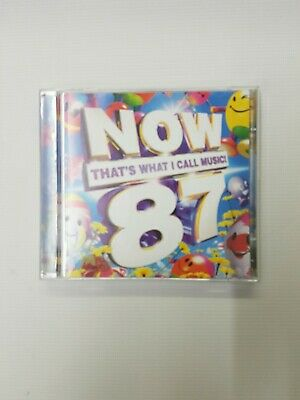 NOW 87, That's What I Call Music! - Various Artists (2 CD ALBUM, 2014) very good