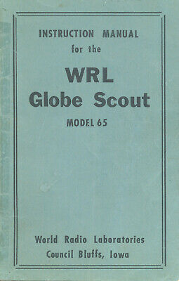 WRL GLOBE SCOUT 66 680 680A Complete Primo Tube Set All