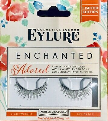 c63dedfb183 Eylure False Eyelashes - ENCHANTED ADORED - Genuine Eylure False Lashes!