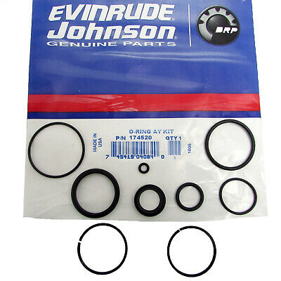 Johnson Evinrude 25-25-40-48-50 Seal O-Ring Power Trim Tilt 435567 433816 766446