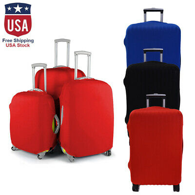 "20"" 22"" 24"" 28"" 30"" Elastic Luggage Suitcase Bags Cover Protector Anti scratch"
