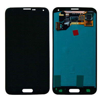 LCD Touch Screen Digitizer Assembly Replacement For Samsung Galaxy S5 AU Ship