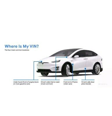 Full Vehicle Car Check Auto History report by VINPDF Report.