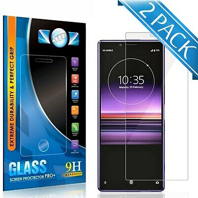 For Sony Xperia One 1 ITEC 100% Gorilla Tempered Glass Screen Protector Cover