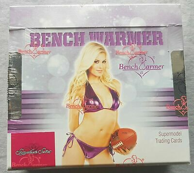 Benchwarmer Signature Series Hobby Box 2015 with 17 Autographs Per Box