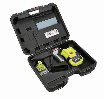 12mm Cordless Battery Powered Glue Gun Kit With Battery, Charger & Case BATKIT