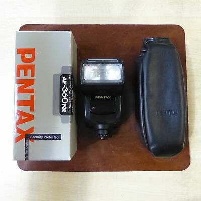 Used Pentax AF360 FGZ Flashgun - 1 YEAR GTEE