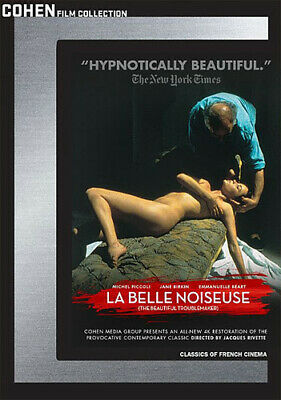 The Beautiful Troublemaker [New DVD] Subtitled