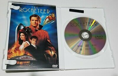 The Rocketeer (OOP RARE Sensoramtic 1999 DVD) Billy Campbell, Jennifer Connelly