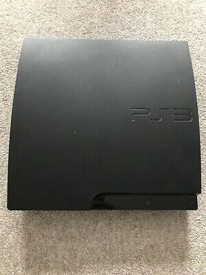 Sony PlayStation 3 Slim 320GB Charcoal Black Console (CECH-3003B)