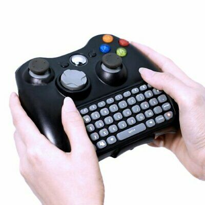 Text Messenger Wireless Game Controller Keyboard Chatpad Keyboard for Xbox 360