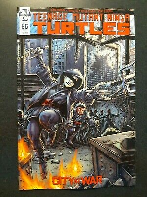TEENAGE MUTANT NINJA TURTLES #96 Eastman B Cover FULL JENNIKA TMNT Comic NM 2019