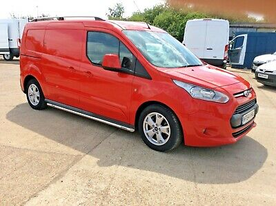 Ford transit connect Limited 240 LWB