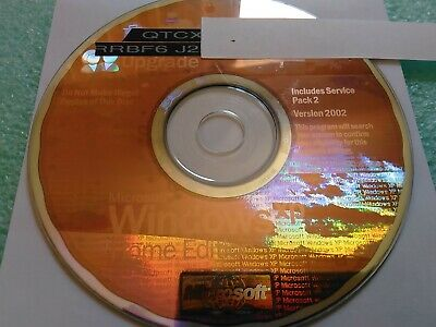 Windows XP Home Edition Retail Version CD with Product Key