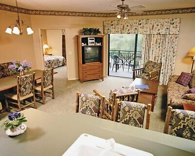 Wyndham Smoky Mountains 2 Bedroom Deluxe August 30-September 2 Labor Day Weekend