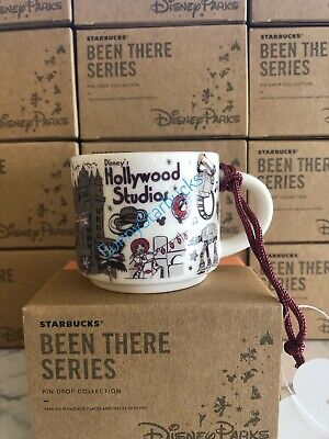 Disney Starbucks Hollywood Studios Been There Ornament - 2019 - Disney Parks
