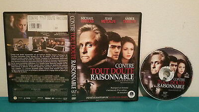 Beyond a Reasonable Doubt (DVD, 2009, Canadian) Case & disc can variant