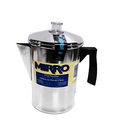 MIRRO 5509000 9 Cup Percolator *B