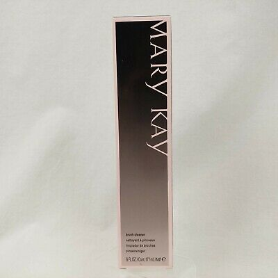 Mary Kay Brush Cleaner Full Size 6 Fluid Oz New In Box