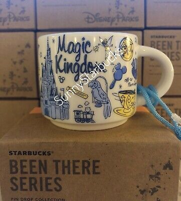 Disney Starbucks Magic Kingdom Been There Ornament - 2019 - Disney Parks