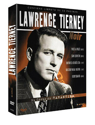 Lawrence Tierney Collection NEW PAL Cult 5-DVD Boxset Phil Rosen
