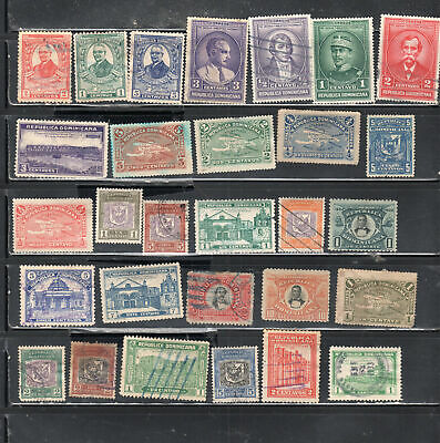 Dominican Republic  Stamps Canceled Used   Lot 50979