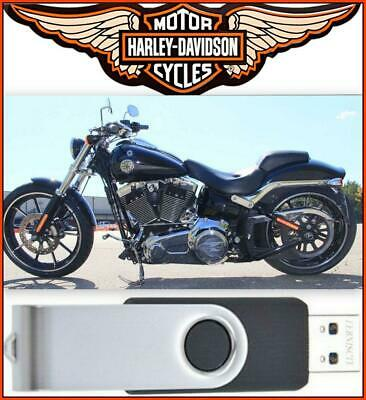 2019 HARLEY DAVIDSON Softail ALL models touring service ... on