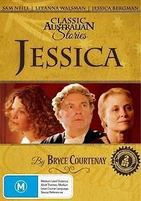 Jessica  (Bryce Courtenay) Two Dvd Set New And Sealed. Region 4 Australian Movie
