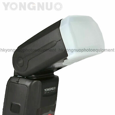 Yongnuo Flash Diffuser Bounce cover for Flash Speedlite YN600EX-RTII YN685 YN660