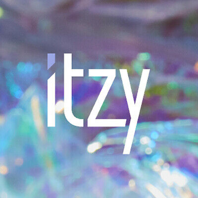 ITZY [IT'Z ICY] Album IT'Z Ver CD+Photo Book+1st Page+2p Card+Pre-Order SEALED