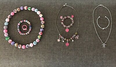 Gorgeous Girls Costume Jewellery 3 Sets
