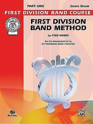 First Division Band Method, Part 1: Snare Drum (First Division Band Course), Web