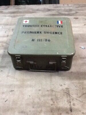 army first aid box
