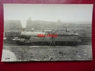 Photo  Unidentified Gnsr Loco Great North Of Scotland Railway