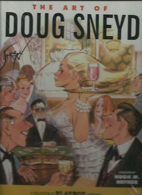 Art Of Doug Sneyd with Foreword by Hugh Hefner