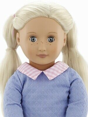 Our Generation Doll Never Removed From Box Compatible With American,Journal Doll
