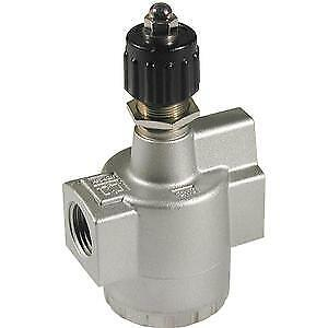 SMC EAS800-F12 Speed Controller Large Flow In-Line Style (European)