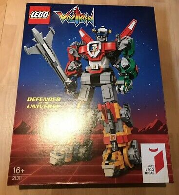 Lego 21311 Voltron Defender of the Universe Ideas #022 neuf New Sealed