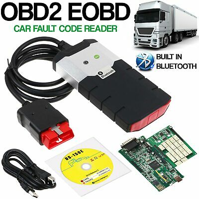 Bluetooth VCI OBD2 Scanner R3 Diagnostic Tool Scanning Apparatus For Car UK