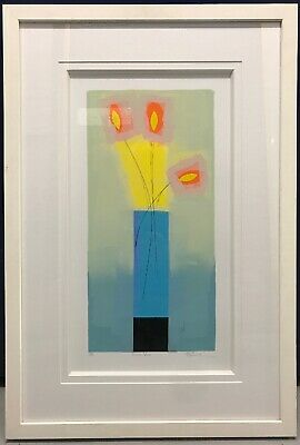 Richard Carter Fable Rapture 1980 Silkscreen Signed Limited Edition