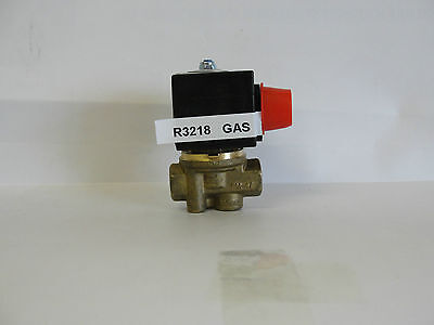 RAYBURN & Aga SPARES:  Cookerside  Gas Control Solenoid Valve R3218