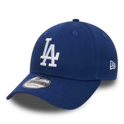 New Era 9Forty League Essential. Los Angeles Dodgers. Royal Blue/ White