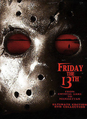 Friday the 13th: From Crystal Lake to Manhattan Ultimate Collection [Part 1 / Pa
