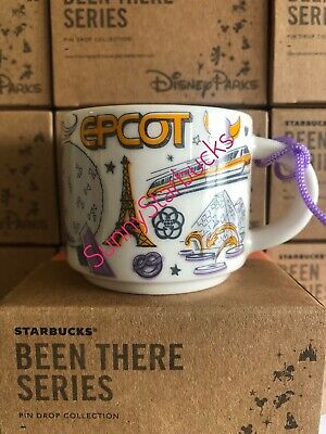 Disney Starbucks Epcot Been There Ornament - 2019 - Disney Parks